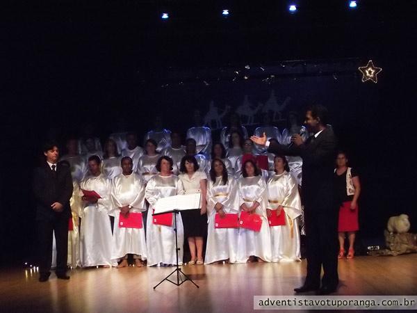 Cantata de Natal do Coral 2011