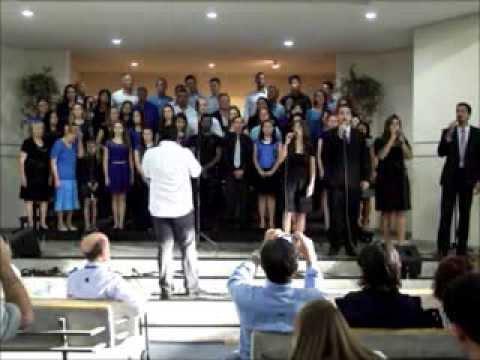 Coral Jovem – APO In Concert 2013 Fase Regional