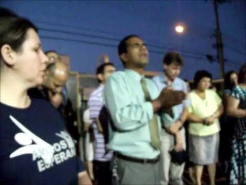 Encerramento do Culto Jovem na Reforma da IASD Votuporanga