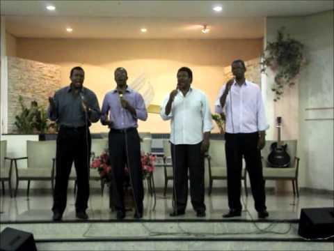 O Santo Espírito Desceu – Quarteto Harmonia