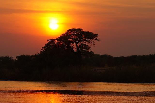 Meditação de Pôr do sol