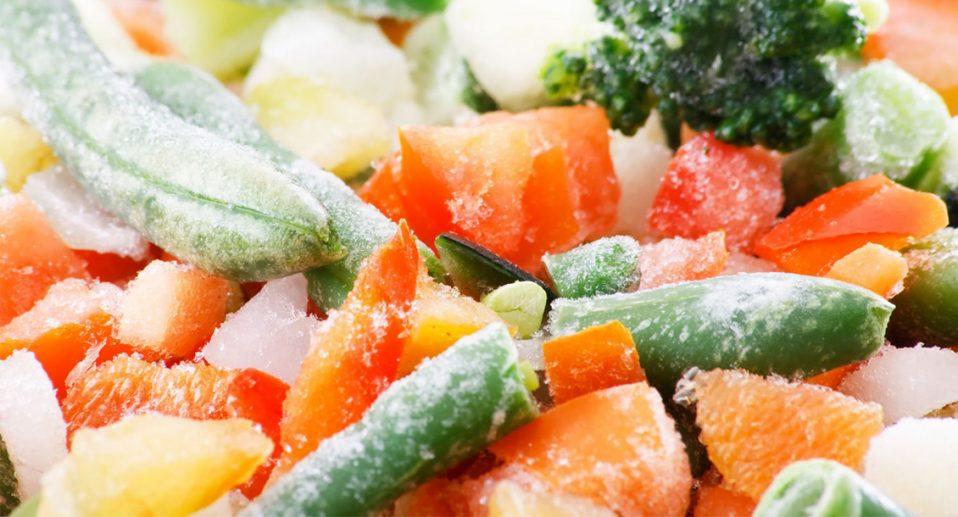 Pode congelar alimentos?